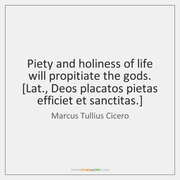 piety holiness Socrates and euthyphro try to define piety socrates and euthyphro try to define piety plato's 'euthyphro' this word might also be translated as holiness.