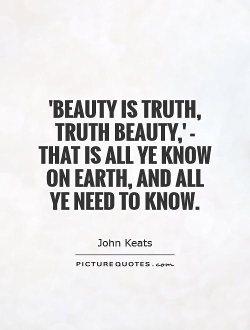 define beauty essay