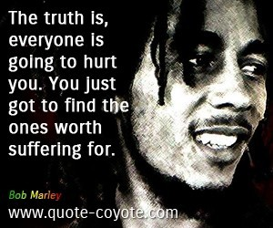 The Truth Is Everyone Is Going To Hurt You 002 Storemypic