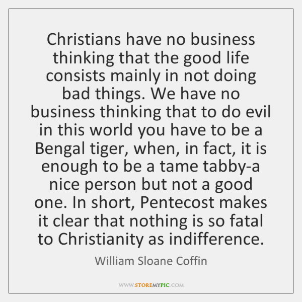 William sloane coffin on homosexuality in christianity