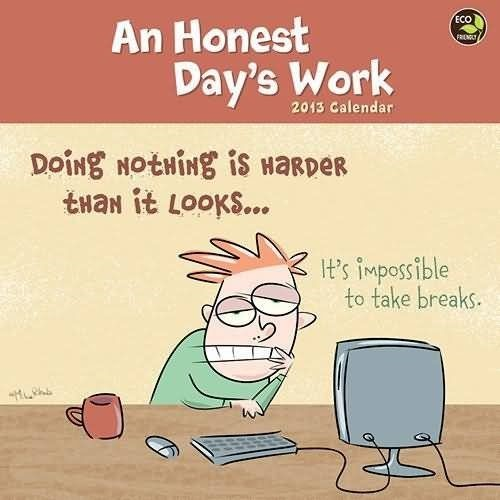 funny quotes about work - 500×500