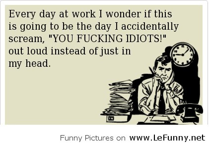 funny quotes about work - 640×640