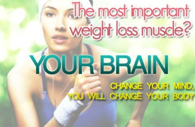 The Most Important Weight Loss Musde Your Brain Change Your Mind You