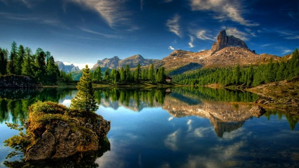 Beautiful nature picture
