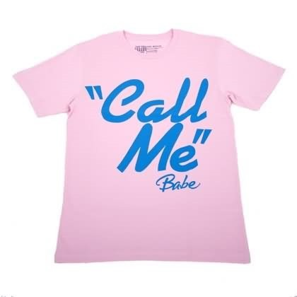 Call me babe t shirt