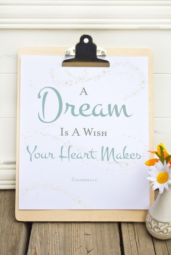 A dream is a wish your heart makes 001