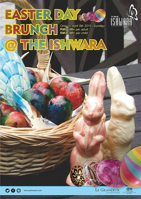 Easter day brunch