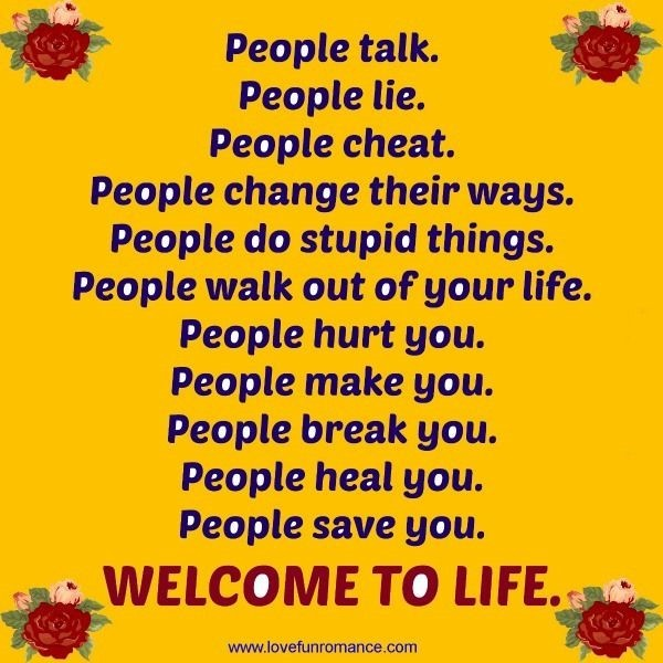 Quotes About People Who Lie: People Talk People Lie People Cheat People Change Theier