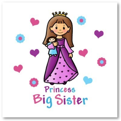Princess big sister