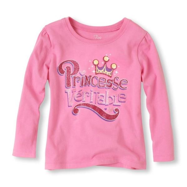 Princess veritable on tshirt
