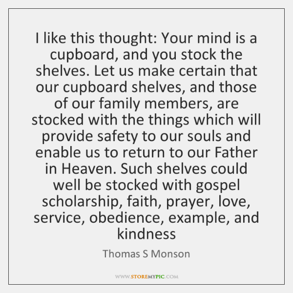 Thomas S Monson Quotes Storemypic