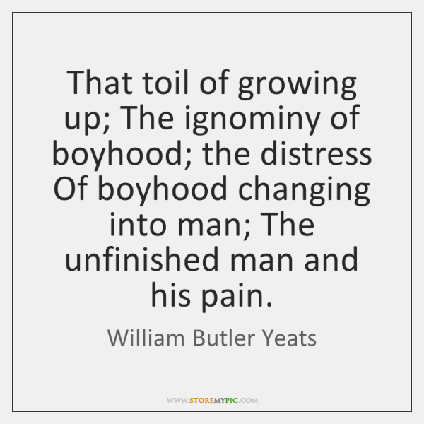 William Butler Yeats Quotes Storemypic
