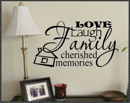 Love laugh family cherished memories