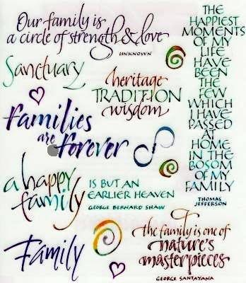 Our Family Is A Circle Of Strength Love Storemypic