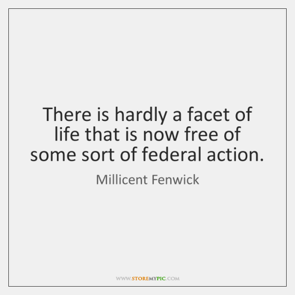 There is hardly a facet of life that is now free of ...