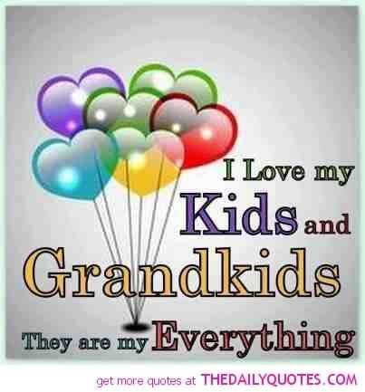 I Love My Kids And Grand Kids They Are My Everything Storemypic
