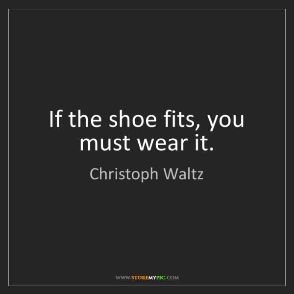 If The Shoe Fits Storemypic Search