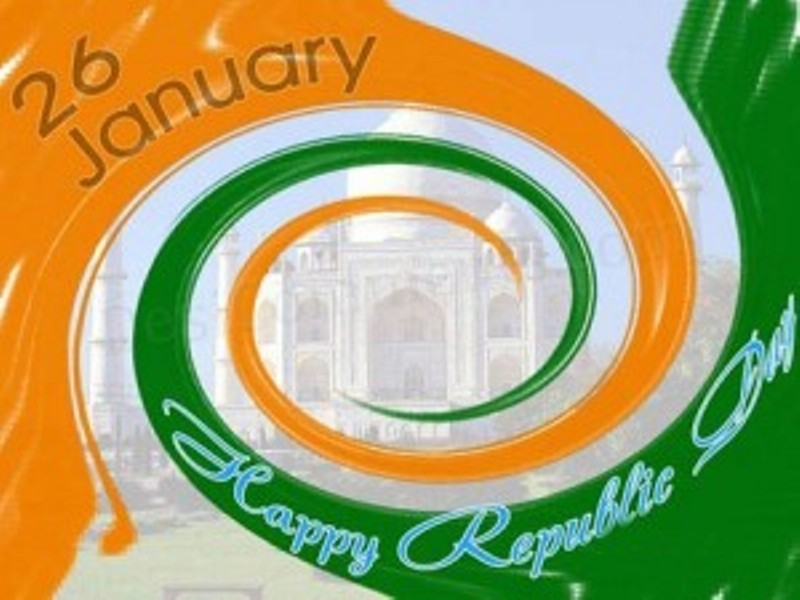 26 January Happy Republic Day Wallpaper For Desktop Storemypic