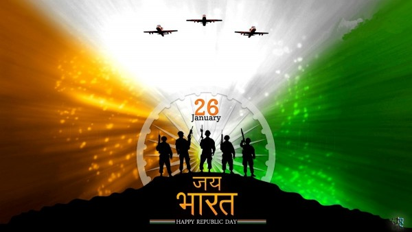 26 january jai bharat happy republic day