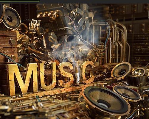 Beautiful music image