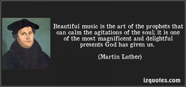 Beautiful music is the art of the prophets that can calm the agitations of the soul it is one of the