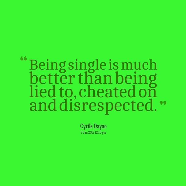Quotes about being cheated on and lied to