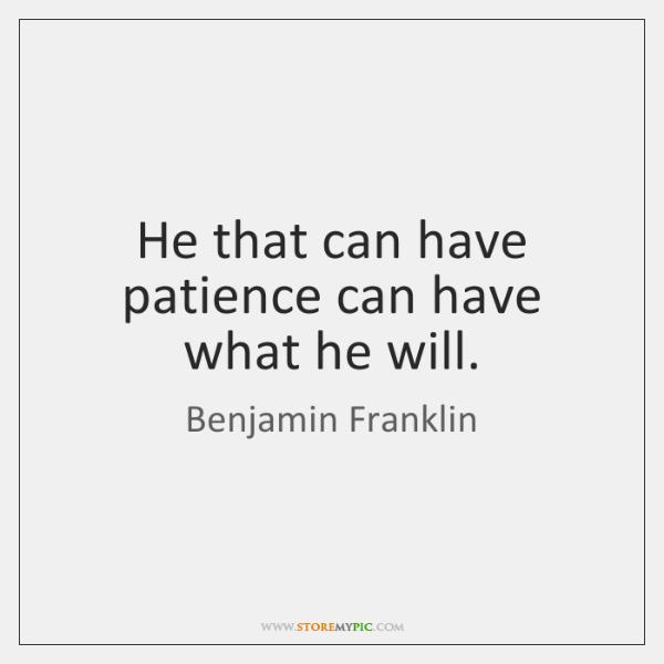 Benjamin Franklin Quotes Storemypic
