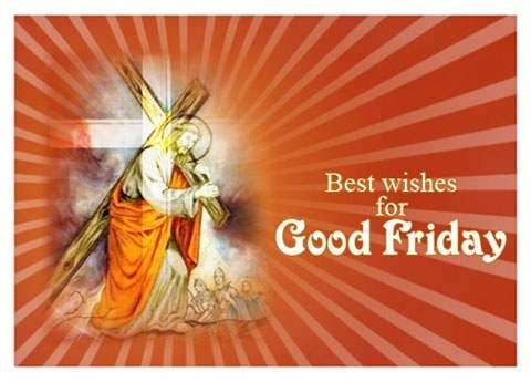 Best wishes for good friday