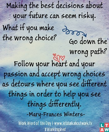 Making The Best Decisions About Your Future Can Seem Risky Storemypic