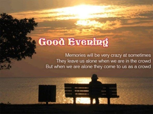 Good Evening Quotes Storemypic