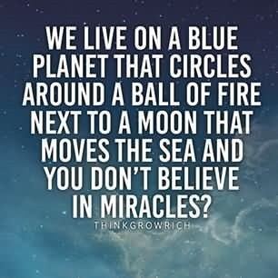 Miracles Quotes Storemypic