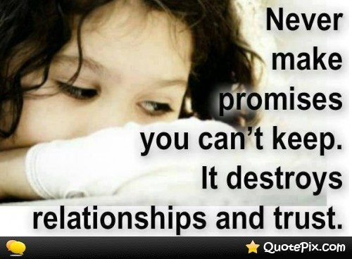 Promise Quotes Storemypic
