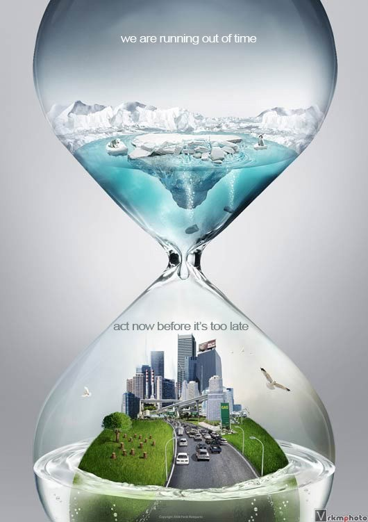 Act now before its too late save earth