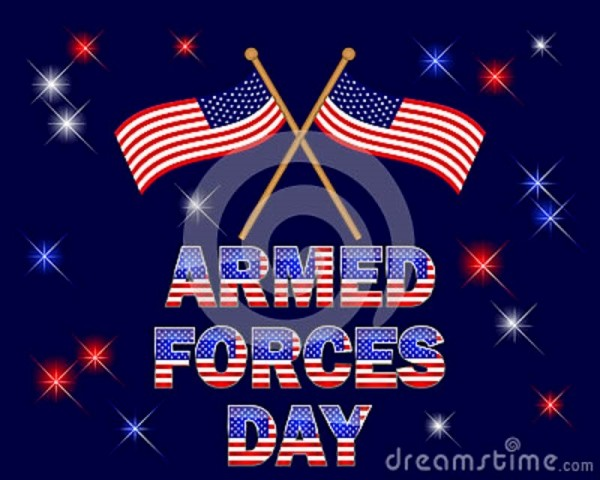 American armed forces day image