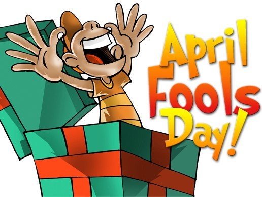April fools day greetings image
