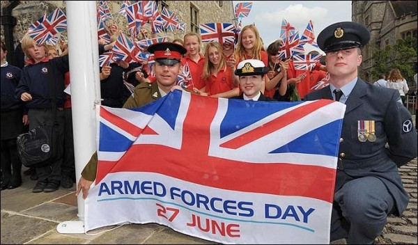 Armed forces day 27 june