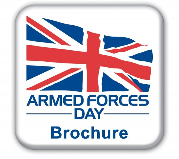 Armed forces day brochure