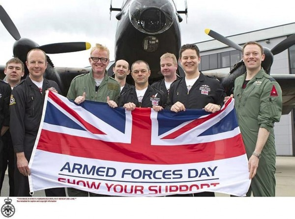 Armed forces day show your support image