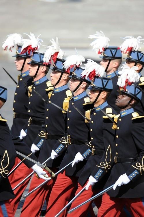 Bastille day parade pic