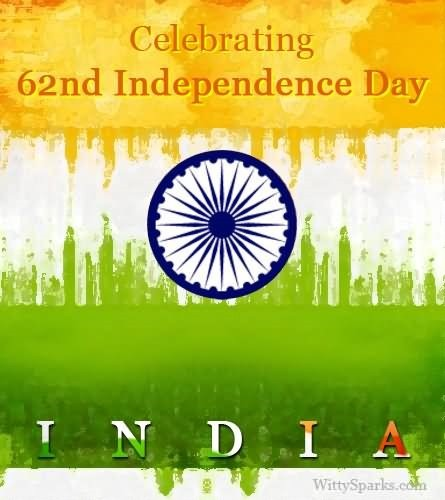 essay on india after 60 years of independence The 15th of august is a very important day in the history of our country - india it was on this day in 1947 that india became independent we won freedom after a.