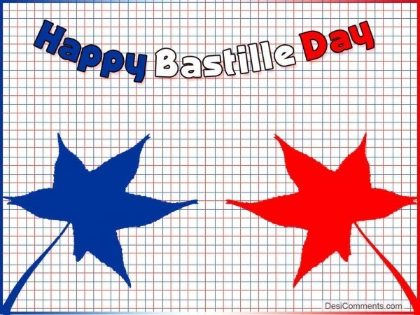 Happy bastille day two leaves