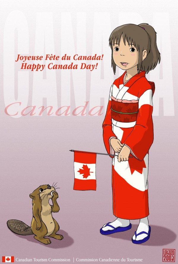 Happy canada day image