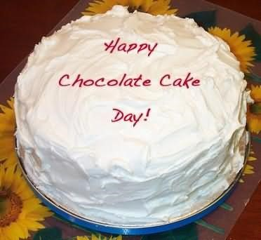 Happy chocolate cake day