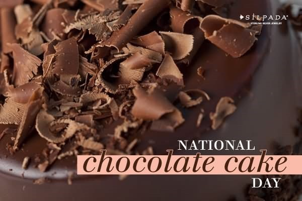 Happy national chocolate cake day