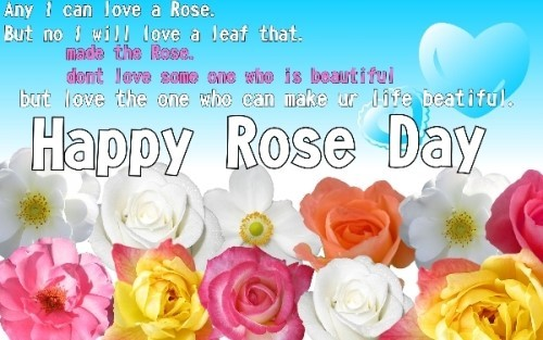 Happy rose day greetings 001
