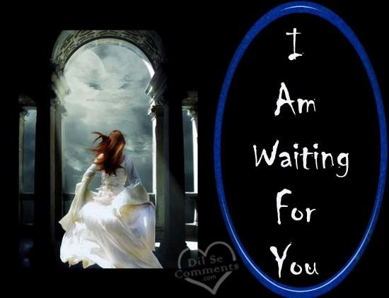 I Am Waiting For You Storemypic