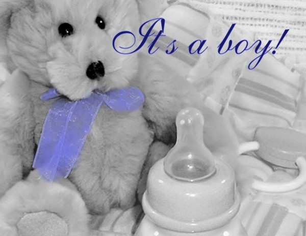 Its a boy new baby