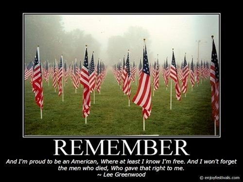 and i m proud to be an american