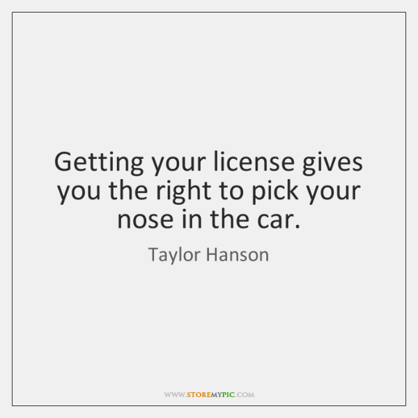 Taylor Hanson Quotes Storemypic