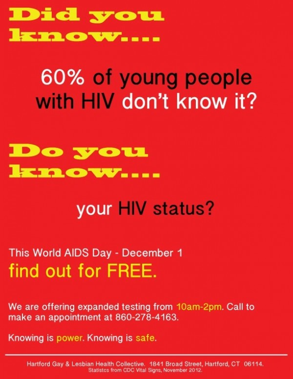 This world aids day december 1 find out free